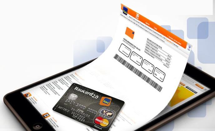 Itaucard Mastercard Fatura